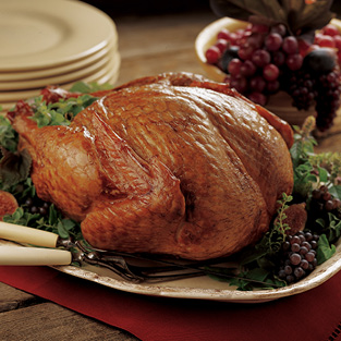 Mesquite Smoked Turkey, Size Approx. 8 - 10 lbs.