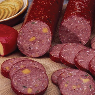 Beef and Pork Summer Sausage